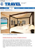 telegraph best hotels in caribbean